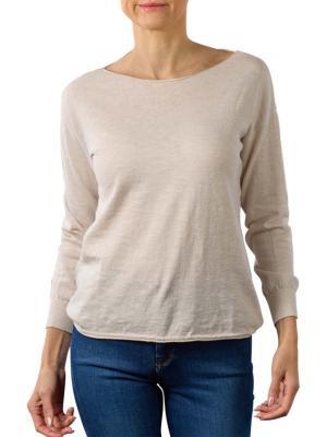 Yaya Cotton Cashmere Blend Sweater pebble