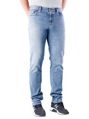 Alberto Pipe Jeans Slim Tencel Denim blue