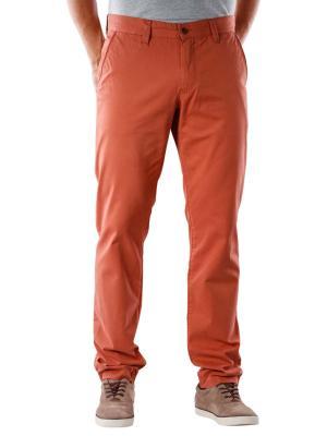 Alberto Lou Pant Compact Cotton red