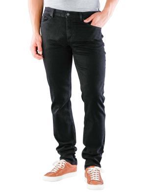 Alberto Pipe Jeans Superfit Denim black
