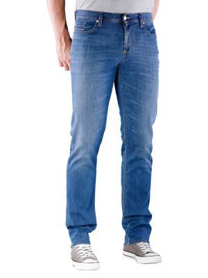 Alberto Pipe Jeans Slim Dynamic Superfit kobalt