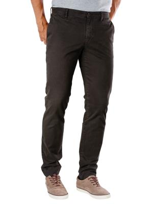 Alberto Rob Pant DS Broken Twill brown