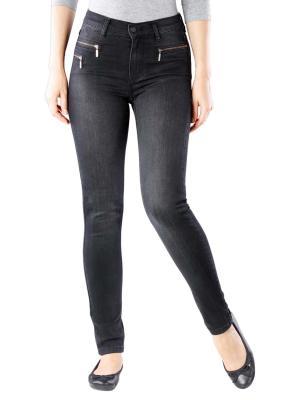 Angels Malu Zip Jeans Slim black used