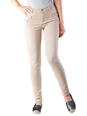 Angels Malu Zip Jeans Slim light camel used