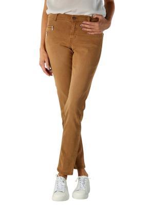 Angels Malu Zip Jeans Slim dark camel use