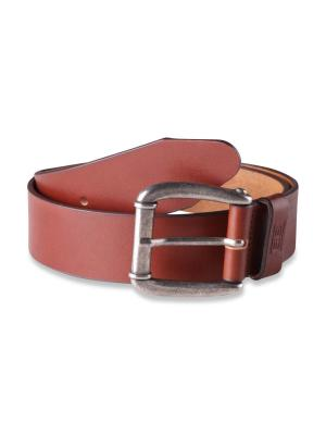 Marlon cognac 45mm by BASIC BELTS