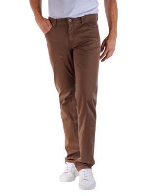 Brax Cooper Jeans Straight Fit nut