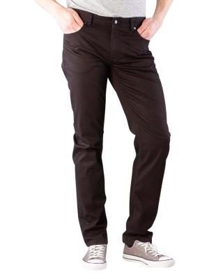 Alberto Pipe Pant off black