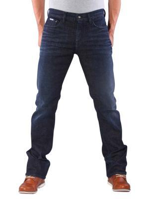 Calvin Klein Straight Leg Jeans structured mid comfort
