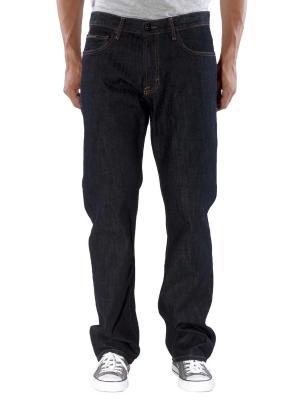 Calvin Klein straight Jeans dark