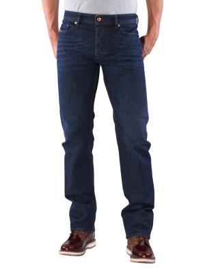 Diesel Waykee Jeans dark blue denim