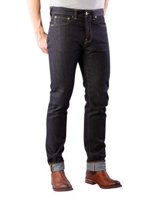 Edwin ED-80 Jeans Deep Blue Denim unwashed