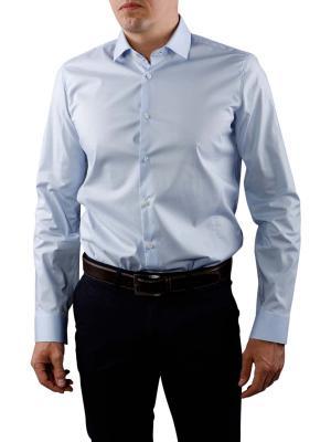 Einhorn William Shirt Body Fit light blue uni