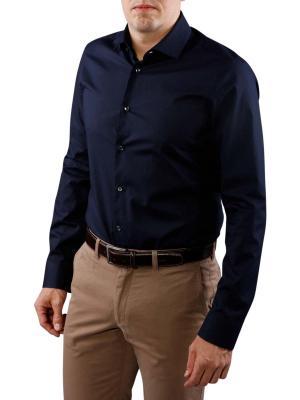 Einhorn William Shirt Body Fit navy uni