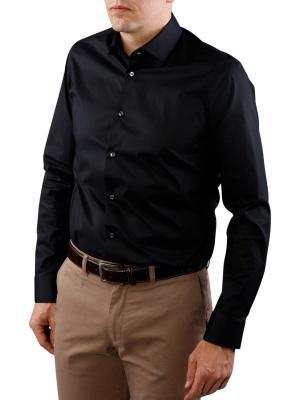 Einhorn William Shirt Body Fit black uni