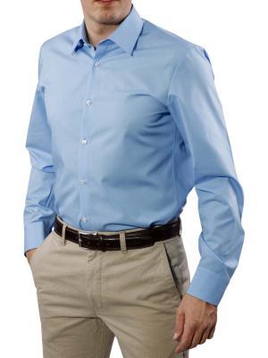 Einhorn Hemd Jamie Modern Fit Kent bügelfrei blue
