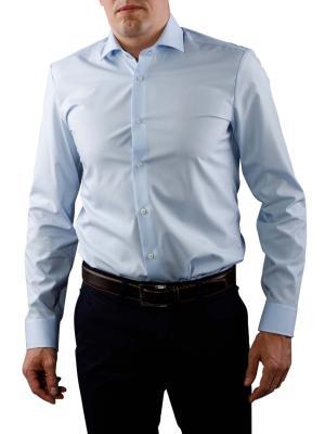 Einhorn Hai Shirt light blue