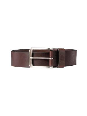 Frank dark brown 40mm by BASIC BELTS