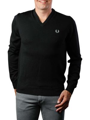 Fred Perry Classic Pullover black