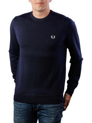 Fred Perry Pullover carbon