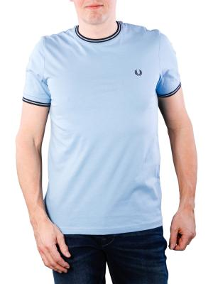 Fred Perry Twin Tipped T-Shirt sky