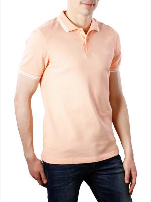 Fred Perry Twin Tipped Polo Shirt nectar/snow white