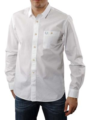 Fred Perry Shirt white