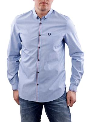 Fred Perry Chain Tipped Shirt turquoise