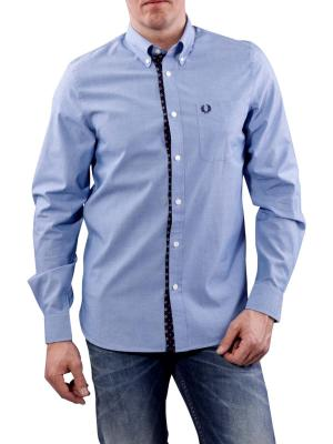 Fred Perry Drake's Archive Shirt turquoise