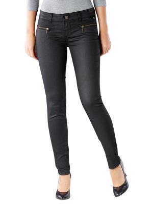 Freeman T Porter Camila Jeans Super Slim Myskin black