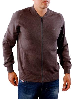 Fynch-Hatton Troyer Soft Pullover earth