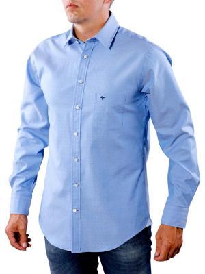 Fynch-Hatton Kent Shirt blue flowers