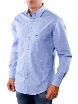 Fynch-Hatton Kent Shirt blue check