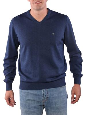 Fynch-Hatton V-Neck Sweater night