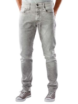 G-Star 3301 Tapered Jeans light aged