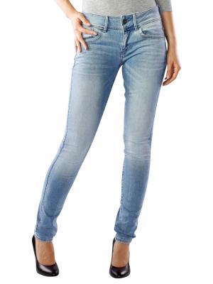 G-Star Lynn Mid Skinny Jeans light aged