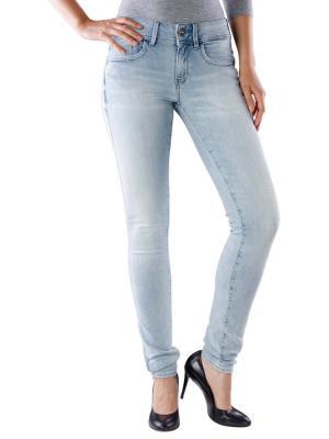 G-Star Lynn Jeans Mid Skinny light aged