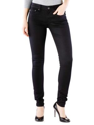 G-Star Midge Zip Mid Skinny Jeans rinsed