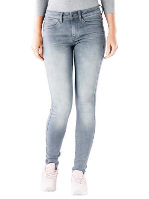 G-Star Midge Jeans Zip Mid Skinny medium aged