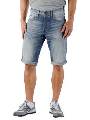 G-Star 3301 Denim Shorts blue
