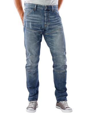 G-Star 5620 Jeans 3D Tapered medium aged