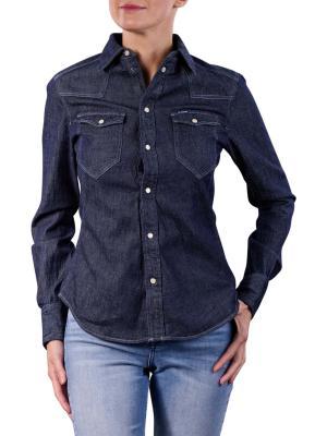 G-Star Western Kick Denim Shirt Slim rinsed