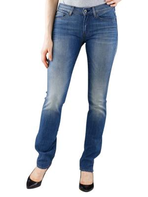 G-Star 3301 Contour High Straight Jeans medium aged
