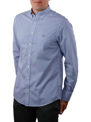 Gant The Broadcloth Reg BD college blue