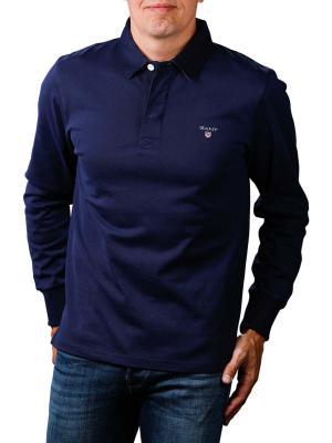 Gant The Original Heavy Rugger Pullover evening blue