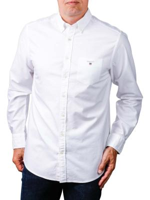 Gant The Oxford Shirt Reg BD white
