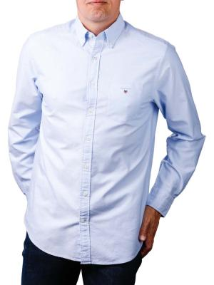 Gant The Oxford Shirt Reg BD capri blue