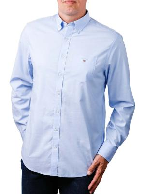 Gant The Broadcloth Reg BD hamptons blue