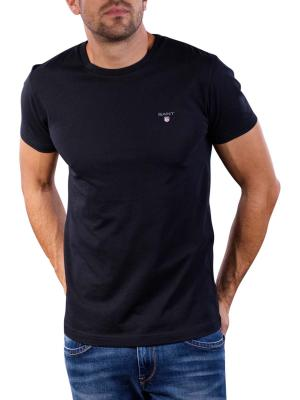 Gant The Original Slim T-Shirt black