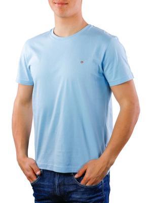Gant The Original T-Shirt capri blue